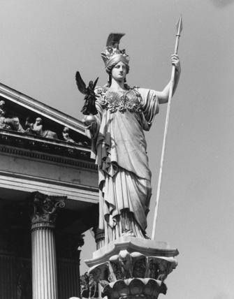 Minerva Fountain