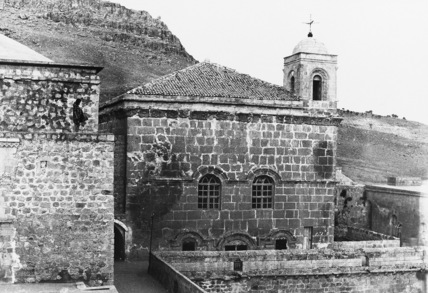 Deir Za'Faran Monastery;Main Church