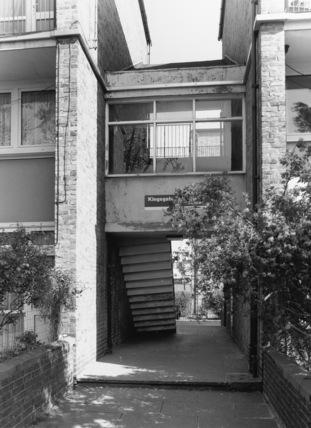 Kingsgate Housing Estate