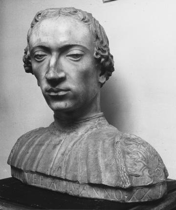 Bust of Rinaldo della Luna