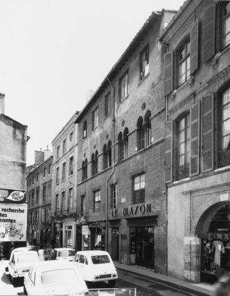 House at No.15 Rue Croix-Baragnon