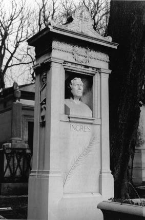Tomb of J. D. Ingres