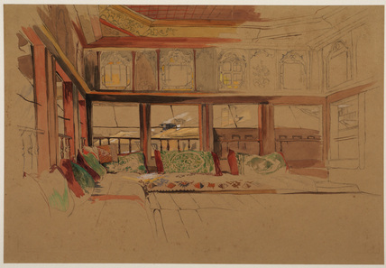 Oriental interior