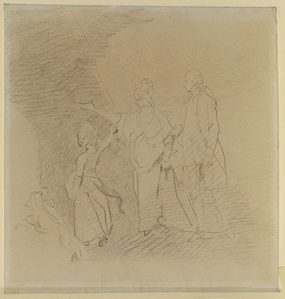 Study for a family group
