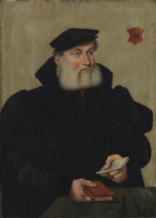 Portrait of Wilhelm Kannengieser
