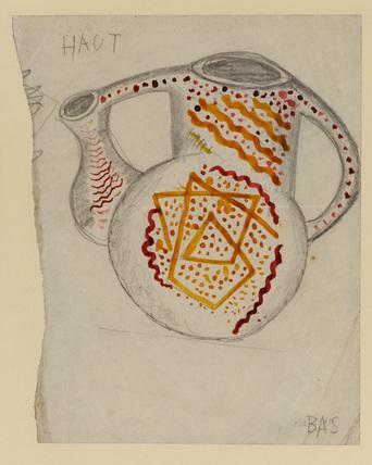 Ceramic design (recto)
