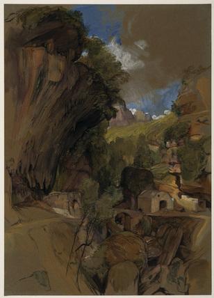 Rocky landscape - Valle d'Aosta (?)