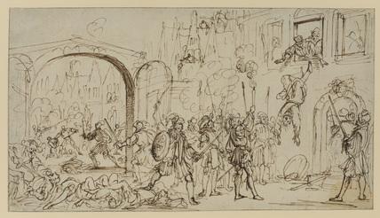 Saint Bartholomew's Day Massacre