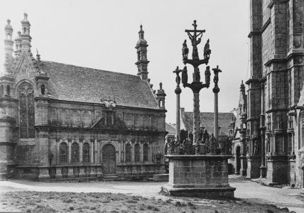 Church and parish enclosure