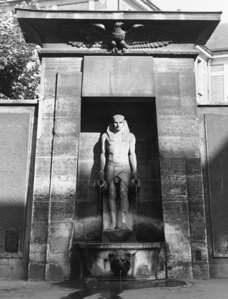 Egyptian Fountain