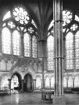 Salisbury Cathedral;Chapter House