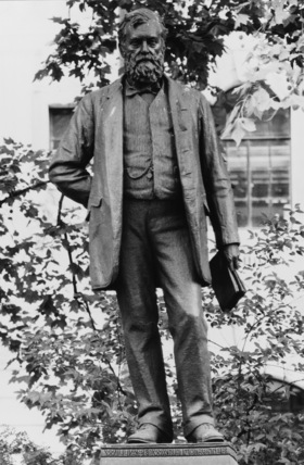 Statue of W. E. Forster
