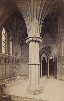 Lichfield Cathedral;Chapter House