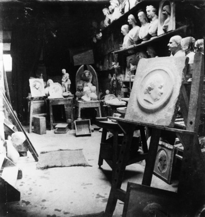 Studio of Alexander Munro
