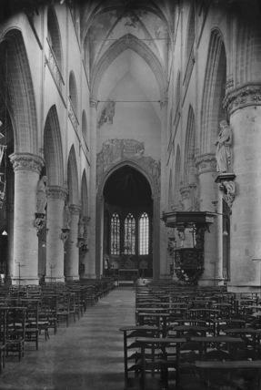 St Walburge Church