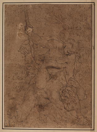 Nude infant