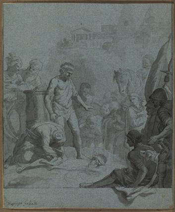 Beheading of Saint John the Baptist