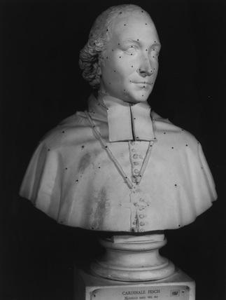 Model of Cardinal Fesch