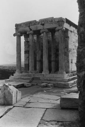 Acropolis;Temple of Athena Nike