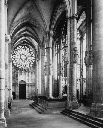 Cathedral St Nazaire