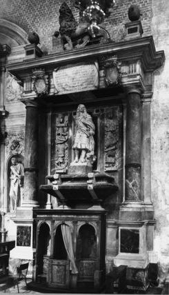 Santa Maria Gloriosa dei Frari;Monument to Almerigo d'Este