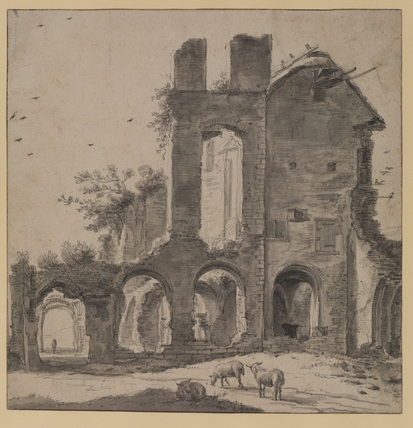 Rijnsburg Abbey