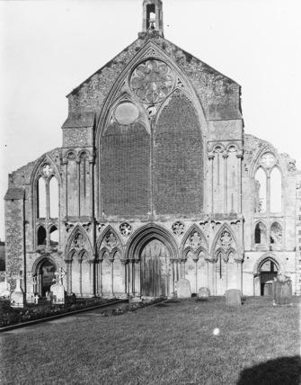 Binham Abbey