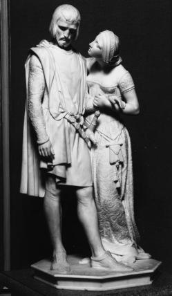 Nello and Pia, from Dante's Divine Comedy