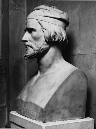 Bust of John Gibson