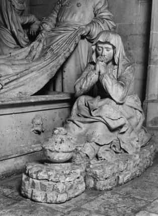 Solesmes Abbey;Abbey church