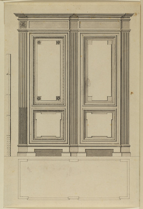 Design for a wardrobe