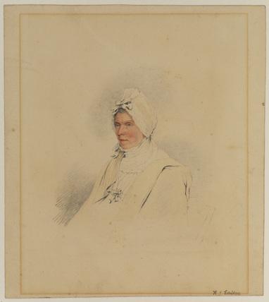Portrait of Ann Constable