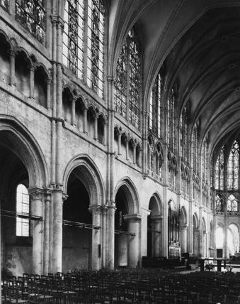 Abbey of Saint Pere-en-Vallee;Eglise Saint-Pierre
