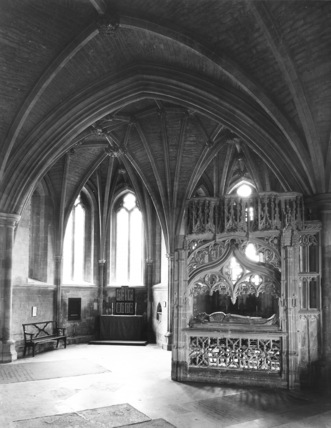 Tewkesbury Abbey;Abbey Church of St Mary;Wakeman Cenotaph
