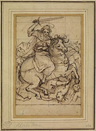 Santiago in battle