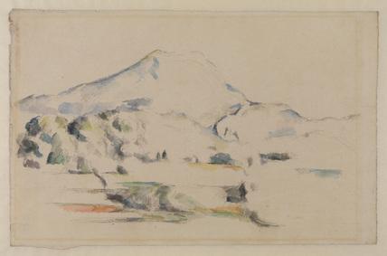 La Montagne Saint-Victoire