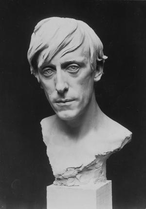 Bust of A. McEvoy  A.R.A.