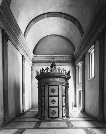Church of San Pancrazio, now the Marino Marini Museum;Cappella Rucellai, Edicola del Santo Sepolcro