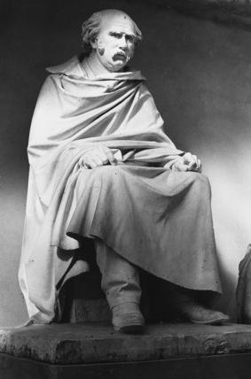 Model for the Monument to the Duke Camerini