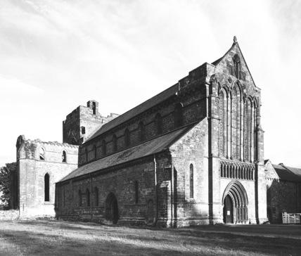 Lanercost Priory;Priory Church