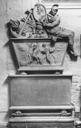 Monument to Sir Peter Parker Bt.