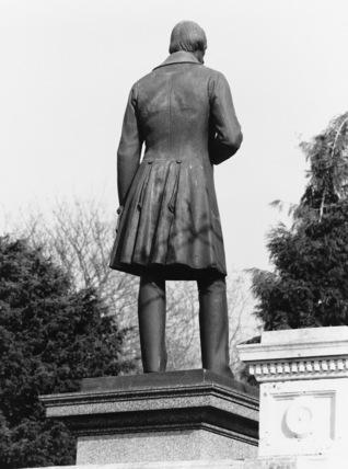 Statue of Joseph Locke