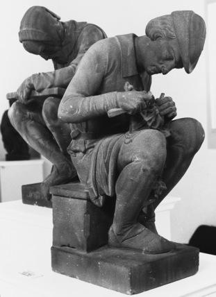 Monument to Martin Schongauer