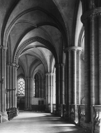 Abbaye aux Hommes;Abbey Church of St Etienne