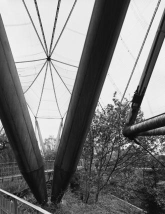 Regents Park Zoo, Aviary