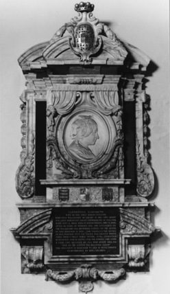 Saint Michael's Church;Monument to Clementina Elizabeth, Baroness Willoughby de Eresby
