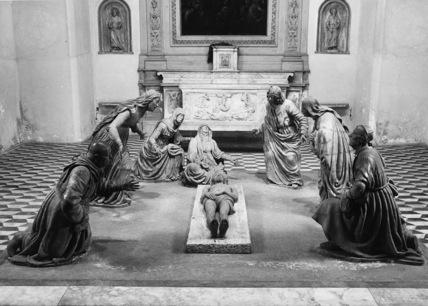 Monte Oliveto;Lamentation Group