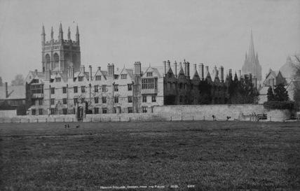 University of Oxford, Merton College