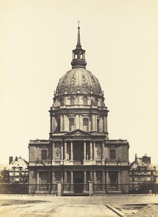 Hotel des Invalides;St Louis des Invalides