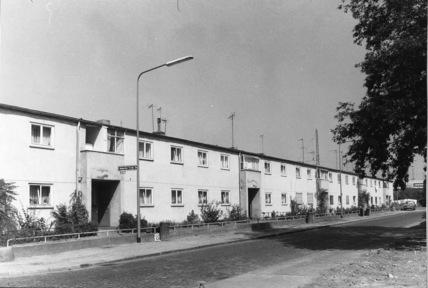 Mammolshaimerstrasse Siedlung